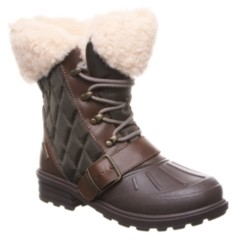 BearPaw Women's Delta Insulated Boots Women's Shoes