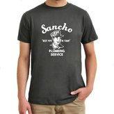Eddany Sancho best pipe in town plumbing service T-Shirt