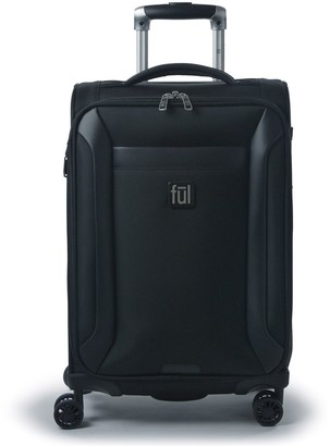 "FUL Heritage Classic Soft-Sided 22"" Spinner Luggage"