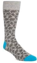 Calvin Klein Men's Floral Socks