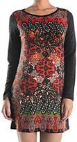 Aryeh Morocan Pattern Dress