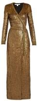 Diane von Furstenberg Ariel Armour dress