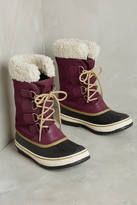 Sorel Winter Carnival Lace-Up Boots