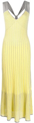 M Missoni empire line maxi dress