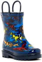 Western Chief Hidden Dinos Rain Boot (Toddler & Little Kid)