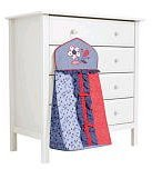Banana Fish Bananafish Country Cottage Diaper Stacker