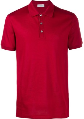 Salvatore Ferragamo Short-Sleeved Polo Shirt