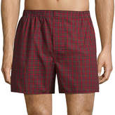 STAFFORD Stafford 3-pk. Woven Blended Cotton Boxers