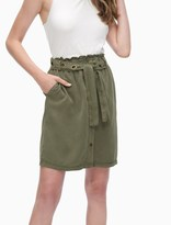 Splendid Wilder Tencel Paperbag Skirt