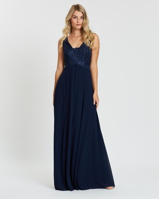 Review Imperial Maxi Dress