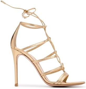 Gianvito Rossi Strappy 105mm Sandals