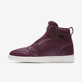 Nike Women's Shoe Air Jordan 1 High Zip Premium