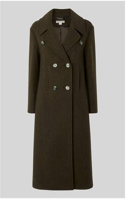 Whistles Double Breasted Maxi Coat