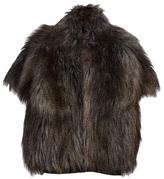 Dolce Vita Faux fur vest