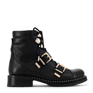 Sophia Webster Ziggy Biker Boot