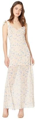 BCBGeneration Evening Maxi Dress TTQ6269665 (Tapioca) Women's Dress