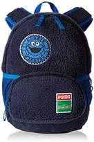 Puma Sesame Street S Children's Backpack blue Size: One Size