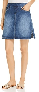 Jag Jeans Style Portfolio On The Go Denim Skort