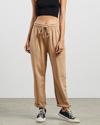 ENA PELLY - Women's Brown Sweatpants - Track Joggers - Size 6 at The Iconic