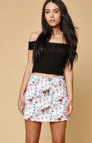 Motel Rocks Alice Mini Skirt