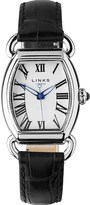 Links of London Driver Ellipse stainless steel watch