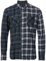 GUILD PRIME three star plaid shirt