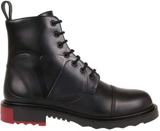 Valentino Combat Boot