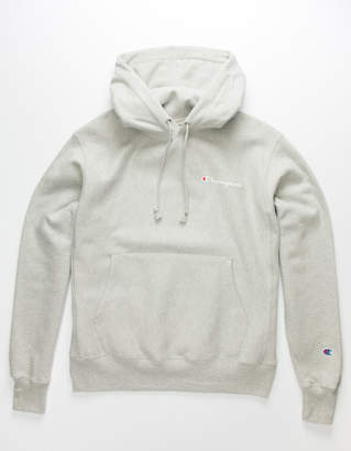 Champion Embroidered Fleece Mens Hoodie