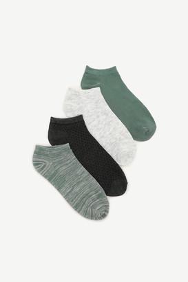 Ardene Pack of Cotton Ankle Socks
