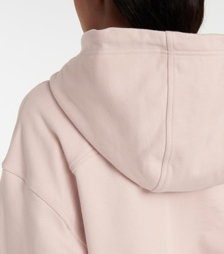 adidas by Stella McCartney Futureplayground cotton jersey hoodie