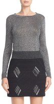 Missoni Women's Metallic Knit Sweater