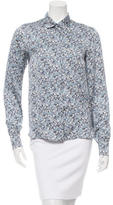 Stella McCartney Printed Button-Up Top