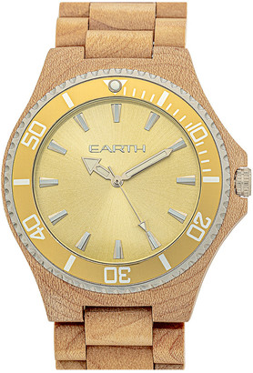 Earth Wood Unisex Centurion Watch