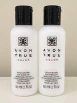 Avon Set of 2 Moisture Effective Eye Makeup Remover Lotion