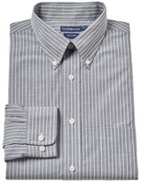Croft & Barrow Men's Classic-Fit Striped Easy-Care Button-Down Collar Dress Shirt