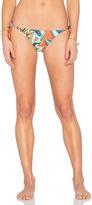 Mara Hoffman Reversible Tie Side Bikini Bottom
