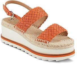 Marc Fisher Women's Gabli Espadrille Platform Sandals