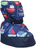 Jo-Jo JoJo Maman Bebe Fleece Lined Booties (Baby) - Boat-6-12 Months