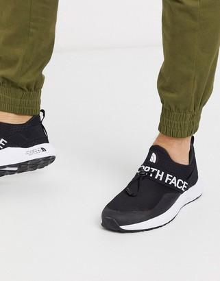 The North Face Surge Pelham sneaker in black