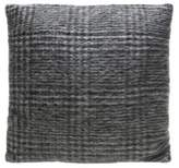 Brunello Cucinelli Alpaca & Wool Plaid Pillow