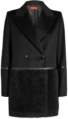 Max Mara Zenica Double-Breasted Coat