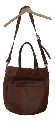 Ally Capellino Brown Leather Handbags