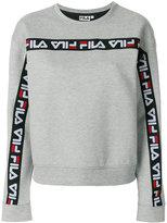 Fila logo stripe sweatshirt