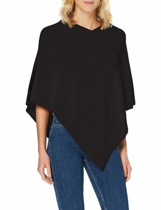 Sisley Women's Poncho Sweater