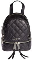 MICHAEL Michael Kors Michael Kors - Rhea Zip Small Backpack