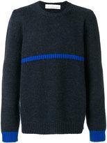 Golden Goose Deluxe Brand contrast detail sweater