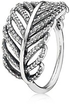 Pandora Ring - Sterling Silver & Cubic Zirconia Light as a Feather