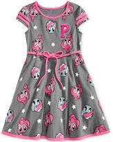 My Little Pony Printed Dress, Little Girls
