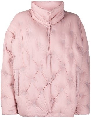 Stand Studio Quilted Puffer Jacket