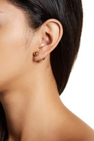 Joe Fresh Front/Back Ball Earrings